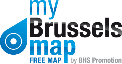 MY BRUSSELS MAP